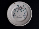Teller ca. 1830 - 1840