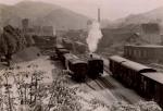 Dampflokomotive in Balsthal