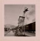 Elektrifizierung und Eisenbahnwagen
