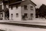 Bahnhof Balsthal - Wartsaal