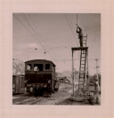 Elektrifizierung und Dampflokomotive