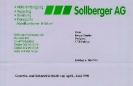 Sollberger AG, Balsthal