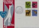 4710 Balsthal (Werbestempel) (9.3.1968)