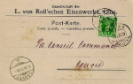 Clus b/Balsthal (26.11.1908)