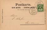Clus b/Balsthal (10.10.1901)