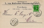 Clus b/Balsthal (30.4.1908)