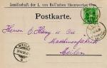 Clus b/Balsthal (19.3.1908)