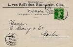 Clus b/Balsthal (22.2.1910)