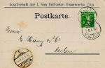 Clus b/Balsthal (18.1.1910)