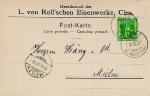 Clus b/Balsthal (18.2.1909)