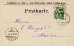 Clus b/Balsthal (24.7.1905)