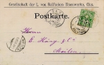 Clus b/Balsthal (5.7.1905)
