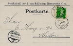 Clus b/Balsthal (4.11.1910)