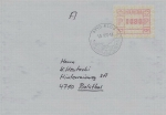 4710 Klus (Werbestempel) (10.9.1992)