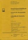 Empfangscheinbuch 1974