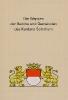 Die Wappen der Bezirke und Gemeinden
