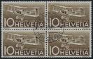 Briefmarke Flugpost Nr. 37