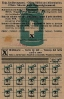 Rationierungskarte Milch