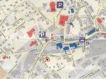Wohnhaus - Zollhusgässli 1 - Lageplan