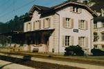 Bahnhofplatz Klus