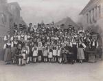 Theateraufführung 1920