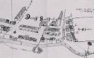Ausschnitt aus altem Dorfplan