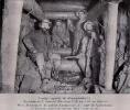 Durchschlagsstelle im Weissensteintunnel