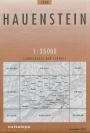 Hauenstein - Landkarte 2003