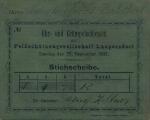 Ehr- und Grümpelschiessen 1892