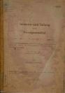 Brunner Catharina - Inventar und Teilung