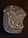 Plakette 2005 Silber