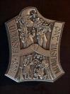 Plakette 2006 Silber