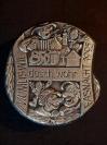 Plakette 1995 Silber