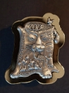 Plakette 2013 Gold