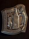 Plakette 2002 Silber