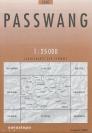 Landkarte - Passwang 2003