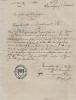 Brief von 1862
