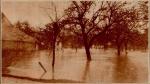 Oensingen, Hochwasser 1931