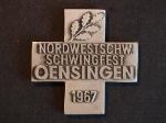 Schwingfest Oensingen 1967