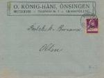 Önsingen (Solothurn) (27.5.1919)