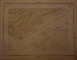 Landkarte - Oensingen 1899