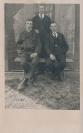 Drei junge Männer