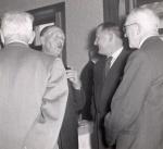 Pensionären-Tagung von Roll Klus 17. Mai 1957